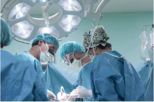 Regeneracja po zabiegach chirurgicznych
